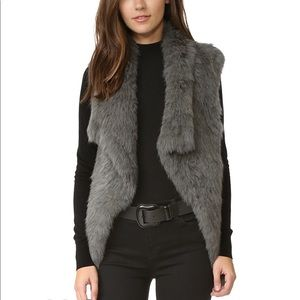 Yves Salomon Real Fur vest!  Gorgeous!!
